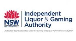 NSW Liquor & Gaming Logo